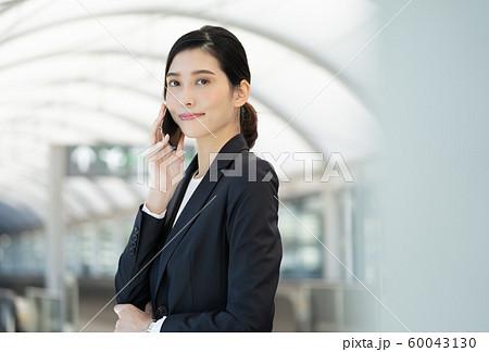 女性 ビジネス 出張 60043130