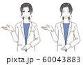 女性医師 案内 60043883