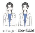 女性医師 60043886
