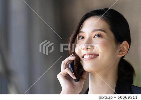女性 ビジネス 出張 60069511