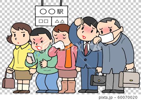 인플루엔자 집단 감염 60070020