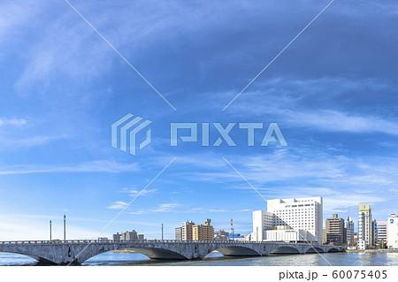 新潟市 萬代橋 60075405