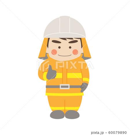 消防士グッド 60079890