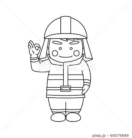 消防士オーケー 60079899