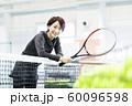 テニス テニスクラブ テニススクール フィットネス スポーツジム 女性 60096598