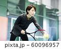 テニス テニスクラブ テニススクール フィットネス スポーツジム 女性 60096957