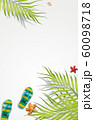 Summer holiday background, travel concept. 60098718