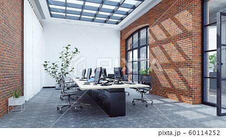 Modern  office interior design 60114252