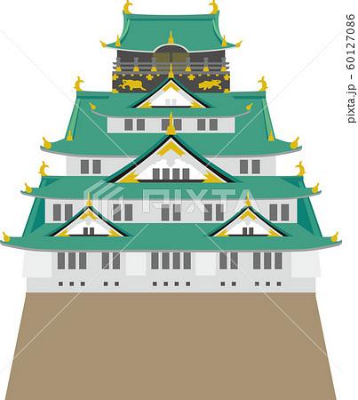 大阪城 60127086