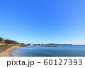 勝浦市の海岸 60127393