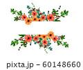 花とハーブフレーム 60148660