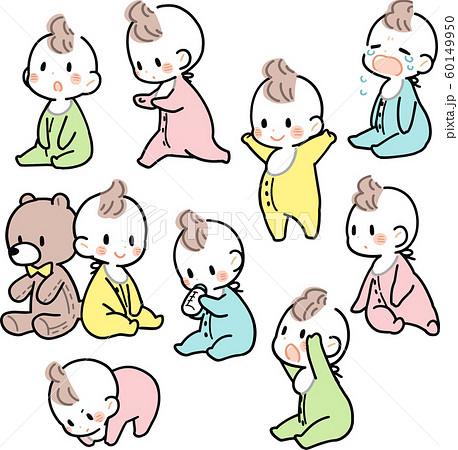 赤ちゃんポーズ集1 60149950