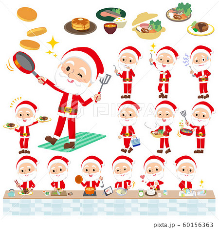 Santa claus_cooking 60156363