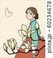 韓服 伝統的な衣装 伝統衣装 60234678