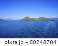 洞爺湖 中島(遊覧船からの眺め) 60248704