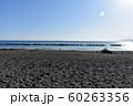 秋の湘南ひらつかビーチパーク 海岸清掃 60263356
