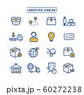 LOGISTICS ICON SET 60272238