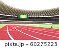 2020年 年賀状素材 多人数合成用 オリンピックイヤー ゴールテープあり 60275223