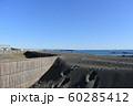 秋の湘南ひらつかビーチパーク  60285412