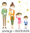 家族 花粉症 アレルギー 60291636
