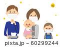 家族 花粉症 アレルギー 60299244