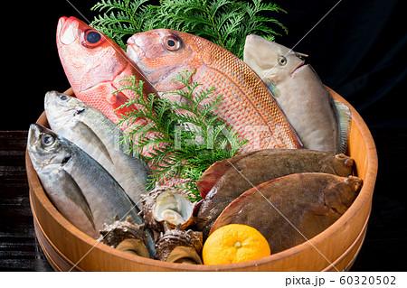 鮮魚盛り合わせ 60320502