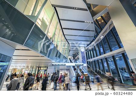 渋谷スクランブルスクエアSHIBUYAエリアでは最も高い地上47階建新ランドマーク商業複合施設 60324480