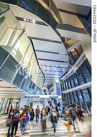 渋谷スクランブルスクエアSHIBUYAエリアでは最も高い地上47階建新ランドマーク商業複合施設 60324481