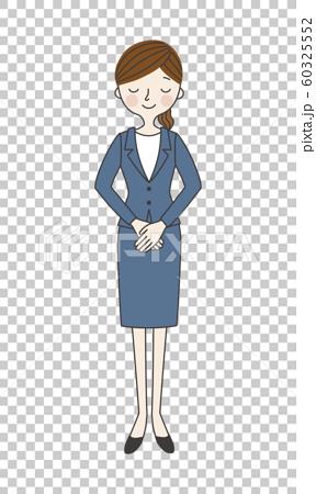 Scarlet suit woman 05 60325552