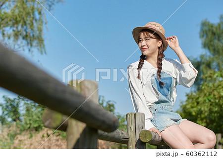 女子旅 農業体験 60362112