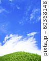 草原と青空 60368148