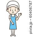 調理師 エプロン 60406787