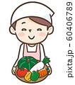 調理師 野菜 60406789
