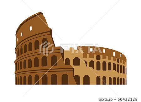 イタリア・ローマ / コロッセオ | 世界の有名な建築物(遺跡・建物・世界遺産・ランドマーク) 60432128