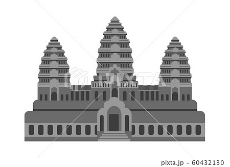 カンボジア / アンコールワット | 世界の有名な建築物(遺跡・建物・世界遺産・ランドマーク) 60432130