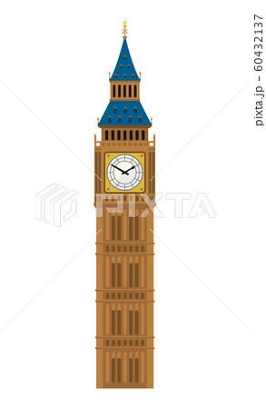 イギリス・ロンドン / ビッグベン | 世界の有名な建築物(遺跡・建物・世界遺産・ランドマーク) 60432137