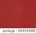 赤の毛糸の編み目 60455088