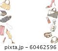 ファッションフレーム_ホワイト 60462596