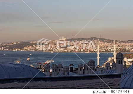 イスタンブール ボスボラス海峡 60477443