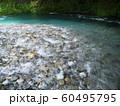水の流れ 神崎川 長良川水系 岐阜県 日本 60495795