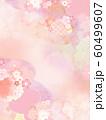 背景-和-和柄-和風-春-ピンク 60499607