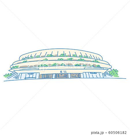 新国立競技場 60506182