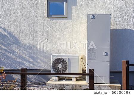 給湯設備_エコキュート設備 60506598