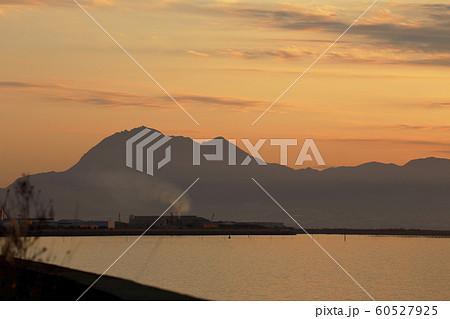 大牟田市 三池港 海苔畑、 60527925