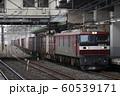 EH500形牽引のコンテナ貨物列車 60539171