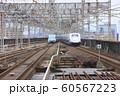 E5系 E2系 並走 新幹線電車 60567223