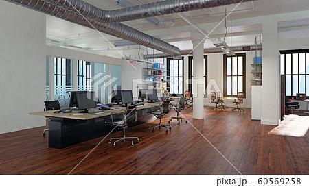 Modern  office interior design 60569258