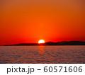 赤穂御崎の夕陽(日本の夕陽百選) 60571606