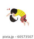 子供 少女 猫 60573507