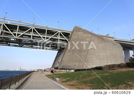 明石海峡大橋 アンカーブロック 60610629